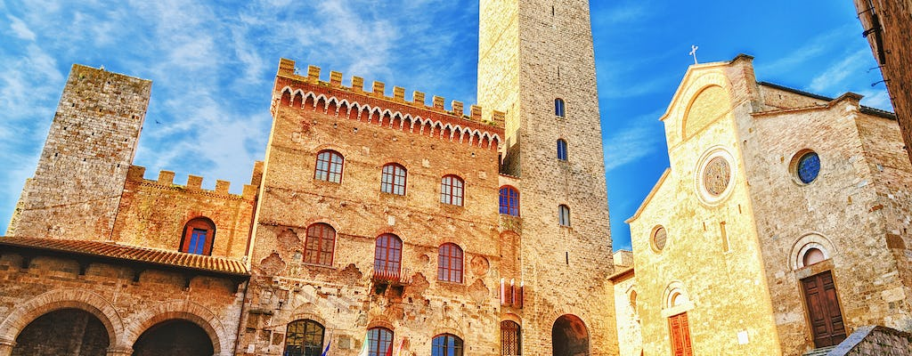 Private day trip to Siena and San Gimignano from Florence