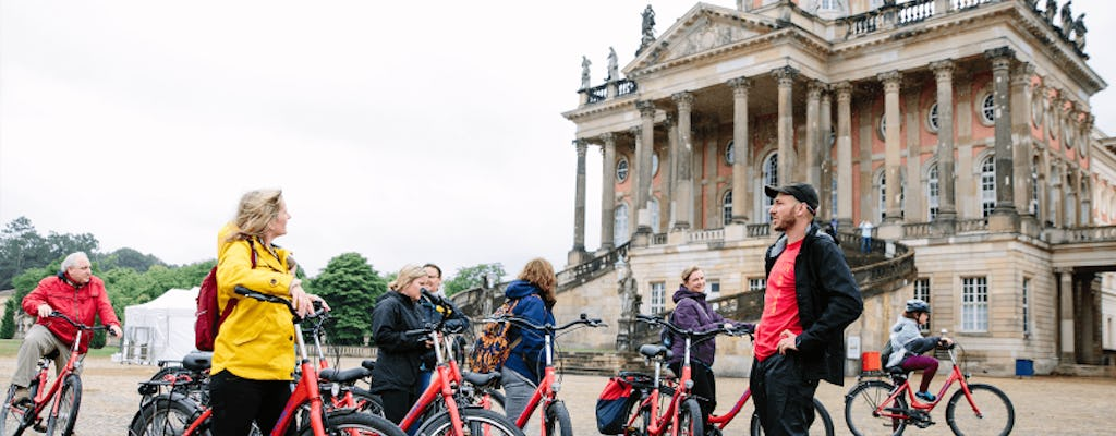Gardens and palaces of Potsdam bike tour