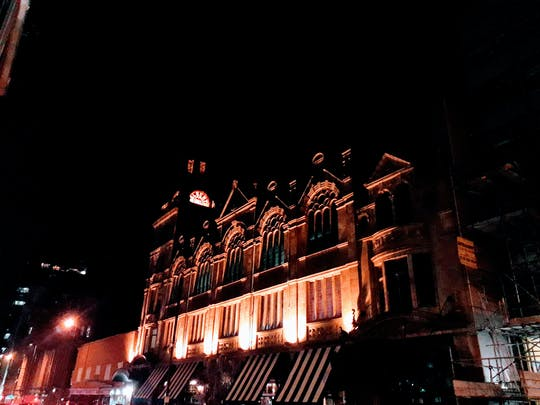 Manchester haunted places and ghost stories – city game