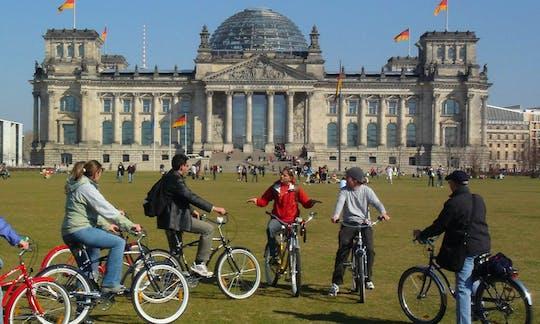 Berlin city tour by bike