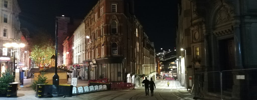 Birmingham haunted places and ghost stories – city game