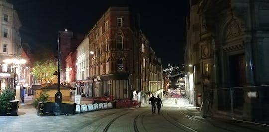 Birmingham lugares assombrados e histórias de fantasmas - jogo da cidade