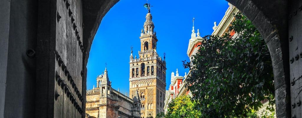 Visite à pied des trésors cachés du centre-ville de Séville