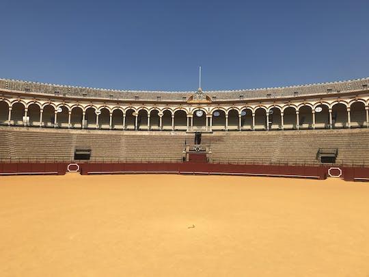 Bullring of Seville