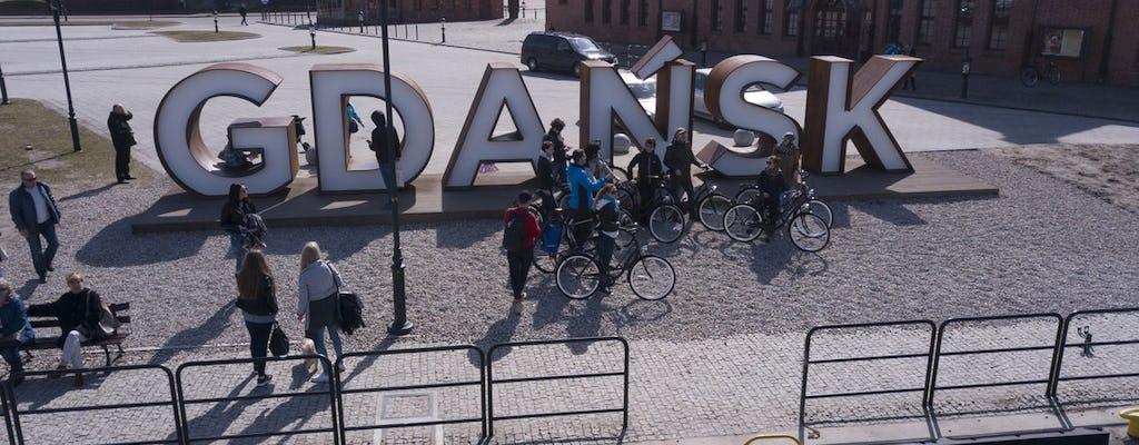 4-godzinna wycieczka rowerowa w Gdańsku