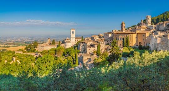 Assise et San Francesco, excursion d'une journée au départ de Florence