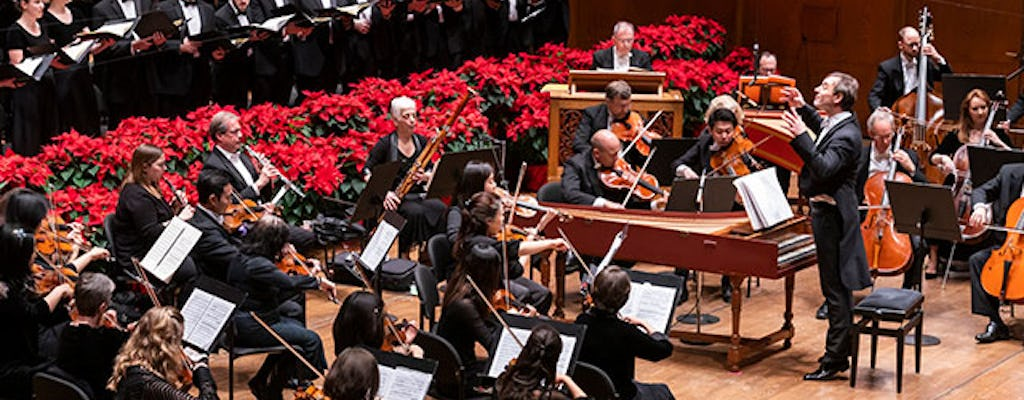 Tickets to Messiah by the New York Philharmonic