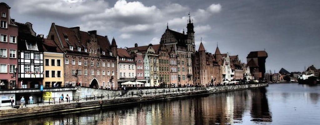 Experimente el recorrido de medio día por el casco antiguo de Gdansk