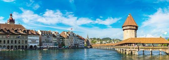 Privéwandeltocht door Luzern
