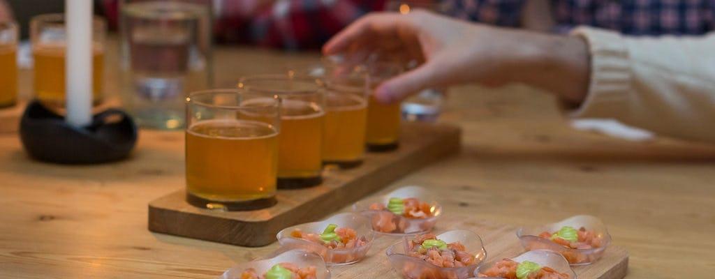 Cheers to Reykjavik beer and food tour