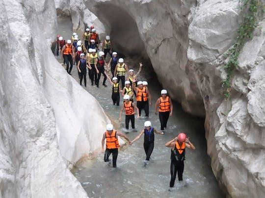Kemer Canyoning-Erlebnis