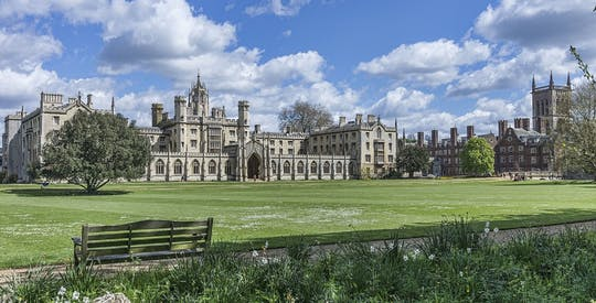 Cambridge Secret Society, Top Places en Hidden Gems City Game