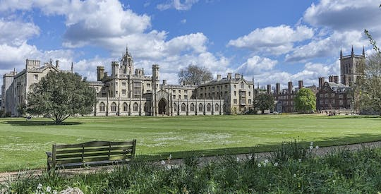 Cambridge secret society, top places and hidden gems city game