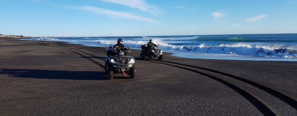 Tour ATV Golden Circle e black beach