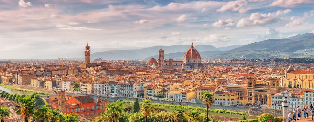 Индивидуальный пешеходный тур по Флоренции из Милана в Санта-Кроче