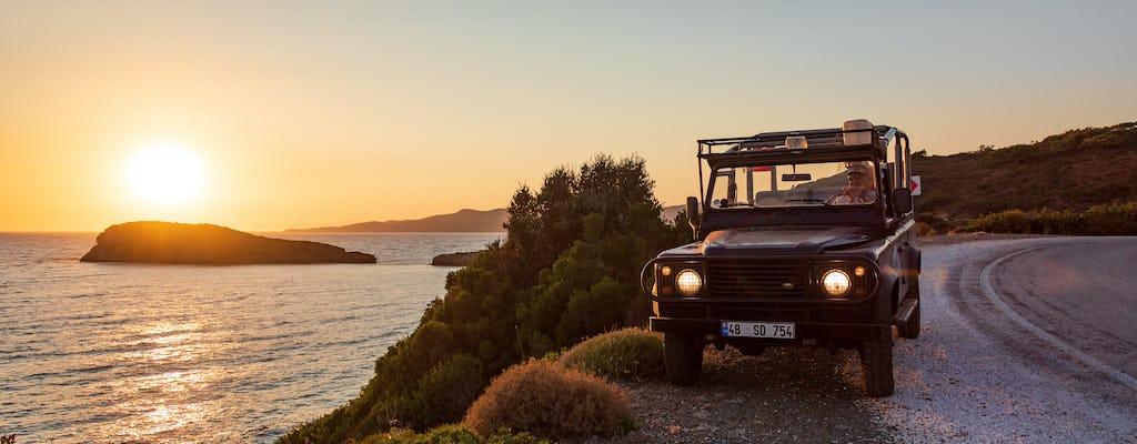 Safari en 4x4 au coucher du soleil à Marmaris