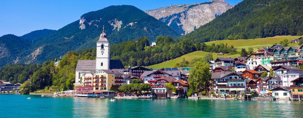 Tour della città di Salisburgo e del Lake District