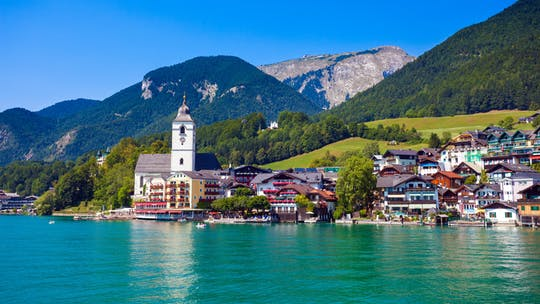 Salzburg city and Lake District tour