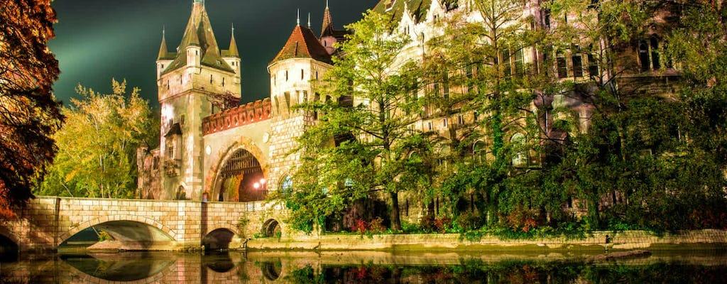 Будапешт по местам с привидениями и историй о привидениях города игра