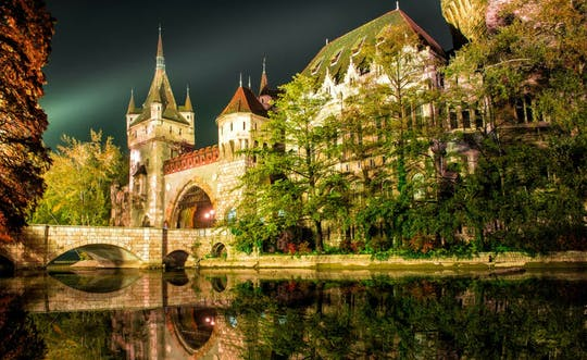 Budapest haunted places and ghost stories – city game