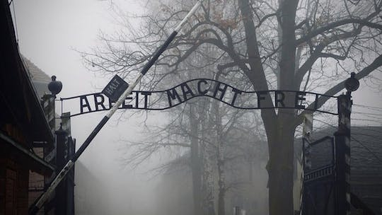 Self-guided tour to Auschwitz and Birkenau with guidebook