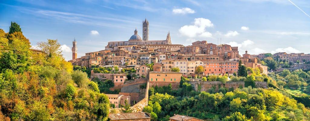Tour di Siena, San Gimignano e la campagna toscana