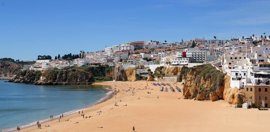 30 Minute Jet Boat Ride in Albufeira