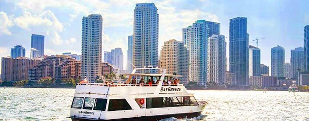 Millionaires Row Miami Boat Tour