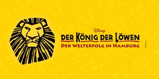 Tickets für Disneys DER KÖNIG DER LÖWEN in Hamburg
