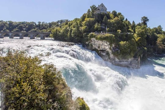 Super Saver Package - Rhine Falls and Zurich City