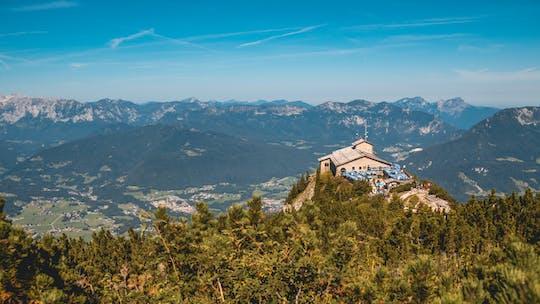 Excursión de medio día a Eagle's Nest desde Salzburgo