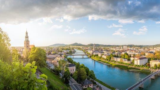 Gran recorrido en autobús por la ciudad y tarjeta de Salzburgo