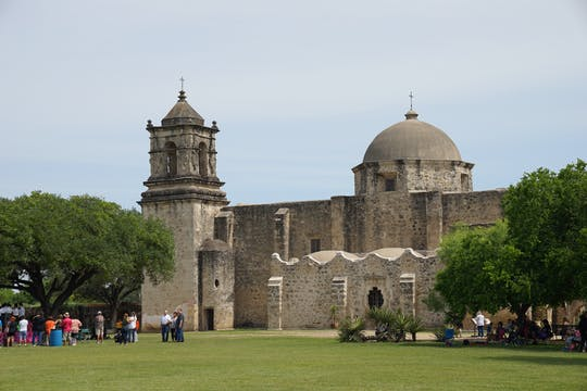 San Antonio Missions UNESCO World Heritage site tour
