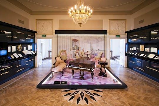 Excursão privada de 3 horas a Chopin com museu e concerto de música em Varsóvia