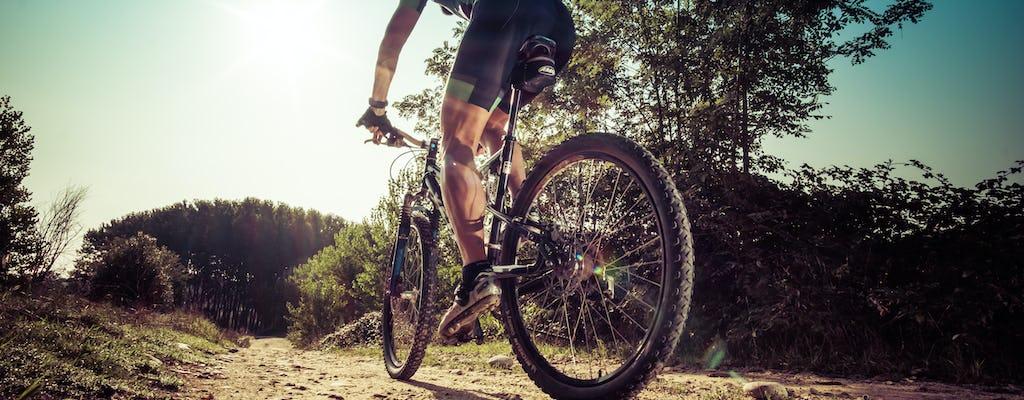 Tour in bici fuoristrada