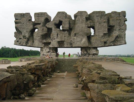 Visita guidata privata al campo di concentramento di Majdanek da Varsavia