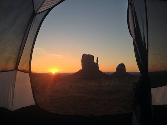 7 day southwest highlights camping tour
