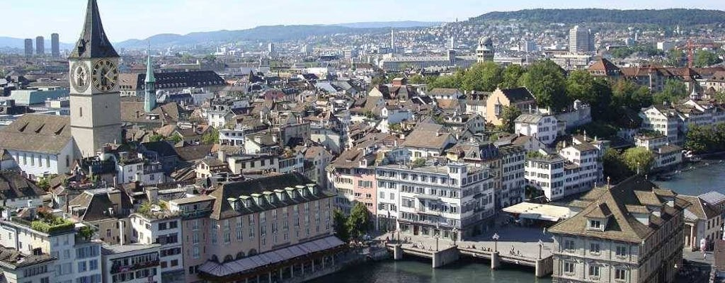 Paquete Super Saver - Zurich City, Rhine Falls y Stein am Rhein