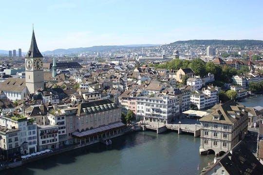 Super Saver Package - Zurich City, Rhine Falls and Stein am Rhein