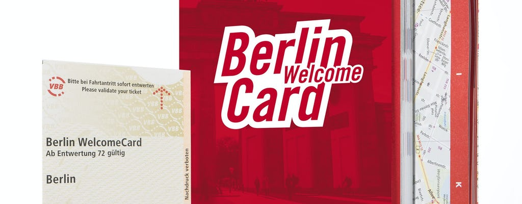 Berlin WelcomeCard: free public transport and museum discounts