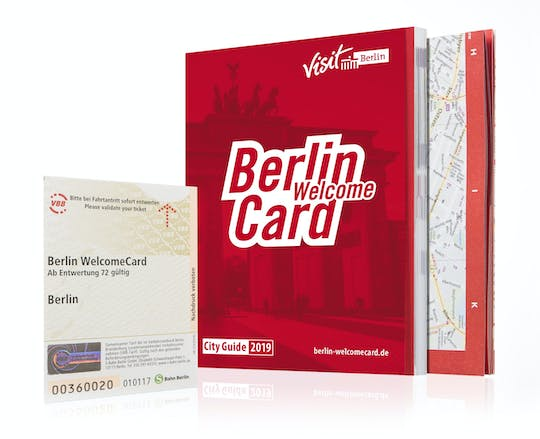 Berlin WelcomeCard: transporte público gratuito e descontos em museus