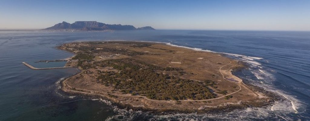 Cape Town Robben Island 20 minute scenic helicopter flight
