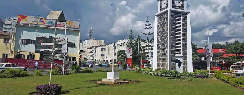 Arusha Stadtrundfahrt