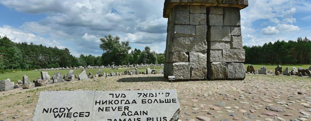 Tour privado al campo de exterminio de Treblinka desde Varsovia