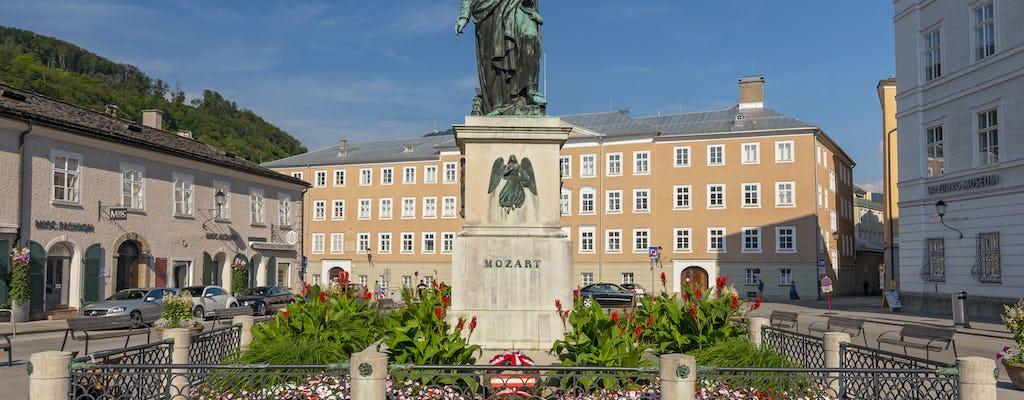 Tour di Mozart in autobus a Salisburgo