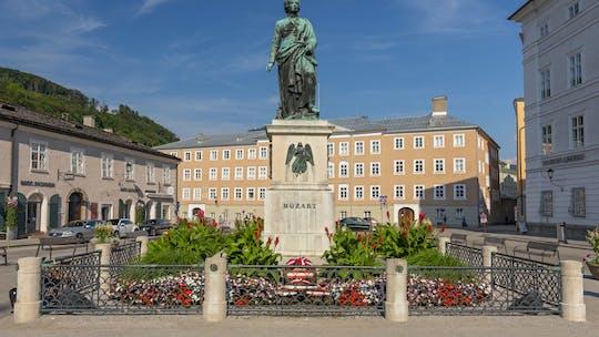 Mozart tour de ônibus em Salzburgo