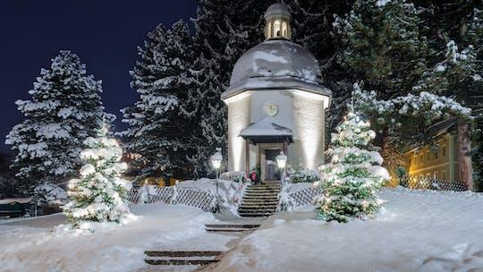 Oberndorf ChristmasEve tour from Salzburg