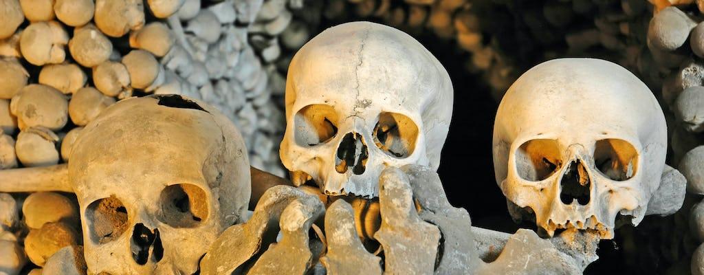 Cripta de los frailes capuchinos y el recorrido artístico de Caravaggio