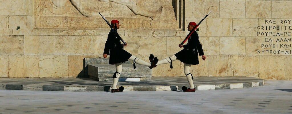 Athènes, le berceau de la démocratie - en petit groupe