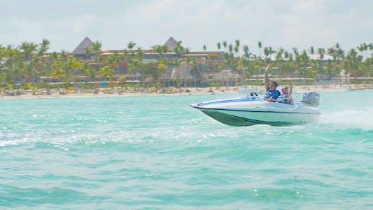 Bavaro Splash Speedboat & Snuba